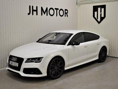 begagnad Audi RS7 4.0 TFSI 700hk Quattro Carbon/Vossen/V-hjul