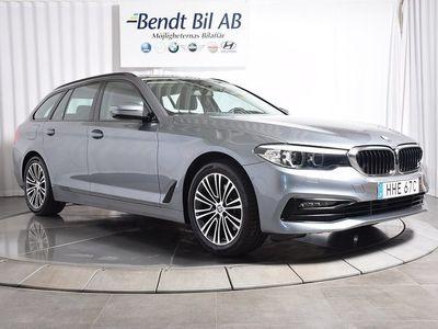 used BMW 520 d xDrive/Sportline/Värmare/HiFi -19