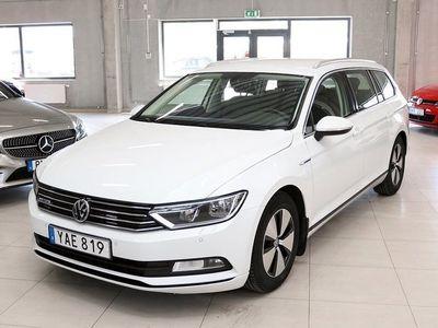 begagnad VW Passat Kombi 1.6 TDI 120hk