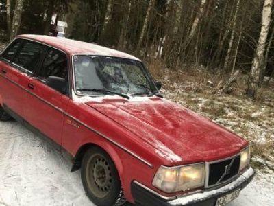 usado Volvo 240 -88