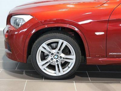 begagnad BMW X1 20d xDrive Aut M-Sport | Svensksåld SUV