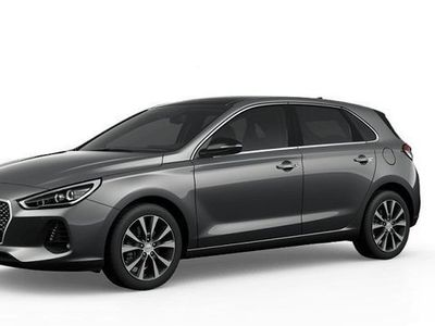 begagnad Hyundai i30 5d 1.0 Turbo M6 Comfort Launch Edition