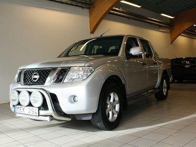 begagnad Nissan Navara 2.5 dCi (190hk)