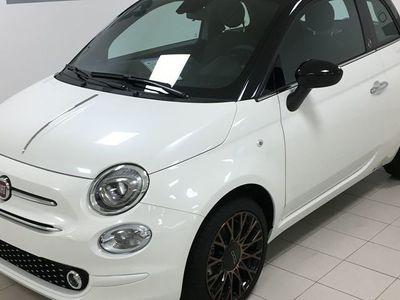begagnad Fiat 500 FIAT 500 1.2 69HK 120TH ANNIVERSARY