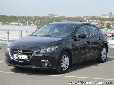 brugt Mazda 3 2.0 5dr 120hk Skyactive-G Automat -15