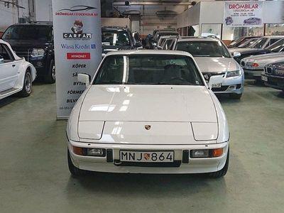 begagnad Porsche 924 125hk Manuell Nybesikt