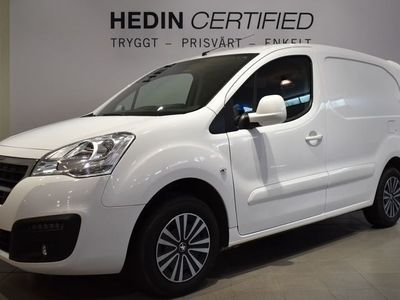 begagnad Peugeot Partner 1,6 HDi 100 hk Automat L2
