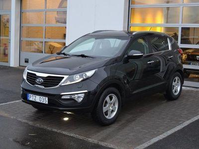 begagnad Kia Sportage 1.6 2WD Comfort 2011, SUV 94 500 kr