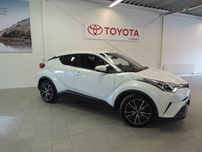 begagnad Toyota C-HR 1.8 HSD