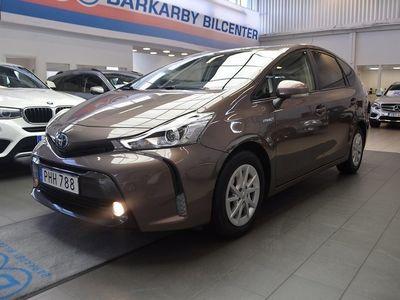 begagnad Toyota Prius+ Hybrid 1.8 VVT-i Business 7-Sits / Motorvärmare / Headup