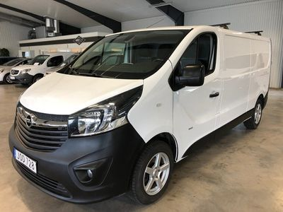 begagnad Opel Vivaro CDTI 115hk L2H1 -15