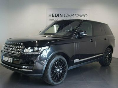 begagnad Land Rover Range Rover Vogue 4.4 SDV8 AWD Automat 340hk