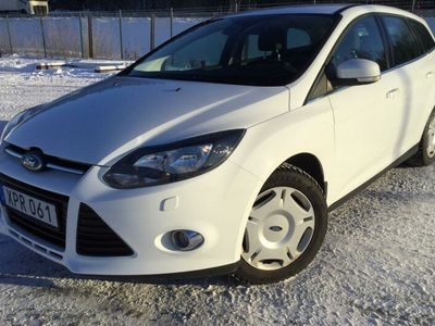 begagnad Ford Focus 1.6 Flexifuel Kombi (150hk)