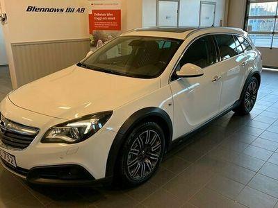 begagnad Opel Insignia Country Tourer Sports Tourer 2.0 CDTI 4x4 Automat 163hk