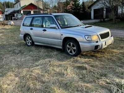 begagnad Subaru Forester 2.0