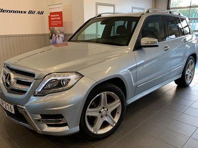 begagnad Mercedes 220 GLK BenzCDi 4MATIC AMG GPS 2014, SUV 237 500 kr