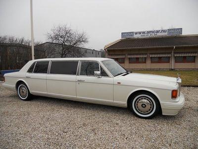 begagnad Rolls Royce Silver Spur Limousine