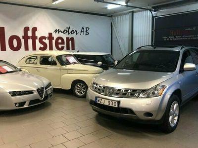 begagnad Nissan Murano 3.5 V6 4WD XTRONIC-CVT 2005, SUV 59 900 kr