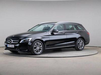 begagnad Mercedes C200 C-KlasseD T Auto