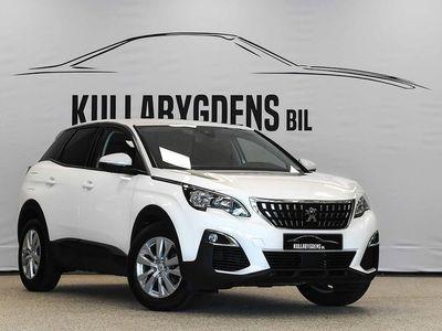 begagnad Peugeot 3008 1.2 Active | 130hk | 0.45l/mil
