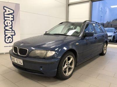 begagnad BMW 320 i Touring Automat Dragkrok Soltak