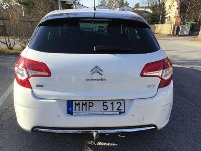 begagnad Citroën C4 1.6 HDi (115HK) -12