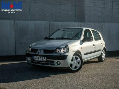 begagnad Renault Clio Halvkombi 1.6
