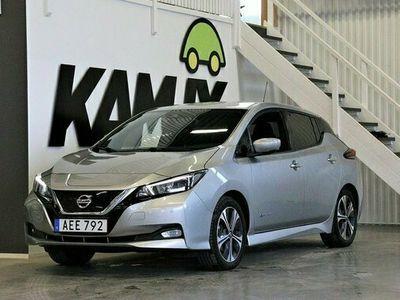 begagnad Nissan Leaf 40 kWh CONNECT 2019