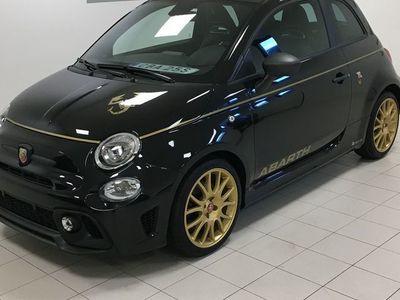 begagnad Fiat Coupé ABARTH 595 SCORPIONEORO 1.4 TURBO 165HK 1/2000