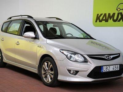 begagnad Hyundai i30 1.6 CRDi Manuell, 116hk