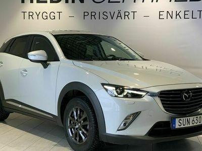 begagnad Mazda 3 CX -2.0 SKYACTIV - G Optimum