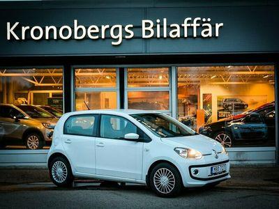 begagnad VW up! ! 5-dörrar 1.0 Drive 75hk