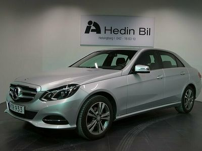 begagnad Mercedes E220 - BenzCDI BlueEFFICIENCY 7G - Tronic 170hk