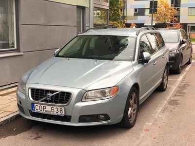 begagnad Volvo V70 D5,Navi,D-värmare