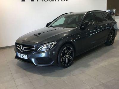 gebraucht Mercedes C220 D 4MATIC AMG LINE