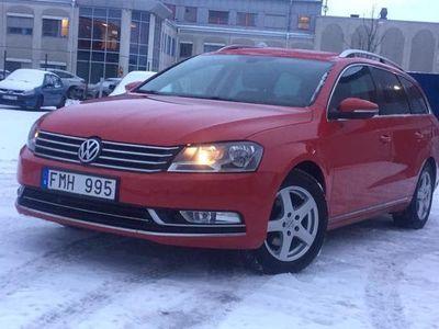 gebraucht VW Passat Variant VW1.4 TSI Multifuel 2013, Kombi 94 500 kr - 115 500 kr