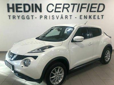 begagnad Nissan Juke 1.6L ACENTA 2WD CVT