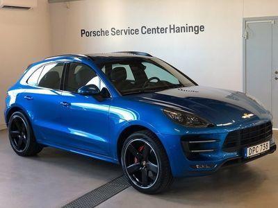 begagnad Porsche Macan Turbo