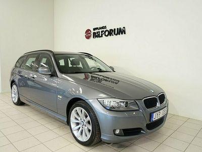 begagnad BMW 320 d xDrive Touring Automat 184hk (Drag+Navi)