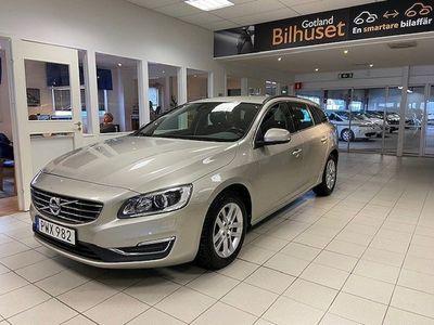 begagnad Volvo V60 D4 Business Advanced Euro 6