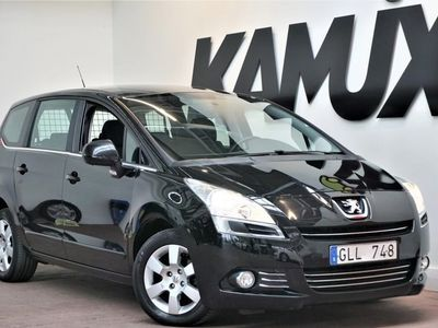 begagnad Peugeot 5008 1.6 HDi FAP | Aut | | 2012, SUV 84 800 kr