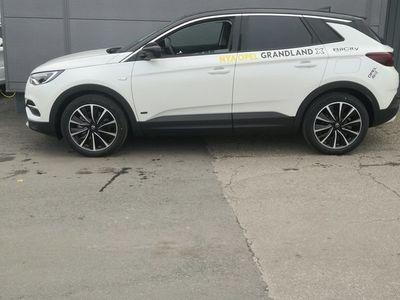 begagnad Opel Grandland X Hybrid4 ULTIMATE