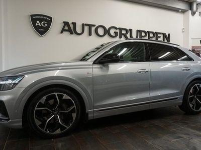 """begagnad Audi Q8 50 TDI Q S-Line 22"""" RS Panorama Se Spec 2019, SUV 819 000 kr"""