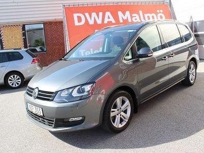 gebraucht VW Sharan TDI 7 SITS 150 HK MANUELL 4426 MIL 040 380290