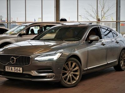 begagnad Volvo S90 D5 AWD | Inscription | B&W | 360° | HuD