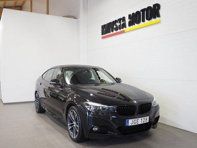 begagnad BMW 320 Gran Turismo d xDrive AUT M-Sport DRAG 190hk