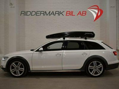 begagnad Audi A6 Allroad quattro 3.0 TDI V6 Sport 245hk|D-värm|Drag