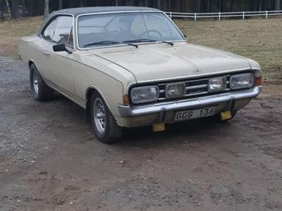 begagnad Opel Rekord
