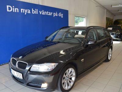 begagnad BMW 320 d Touring, xDrive,Sport stolar Navigation, Drag.