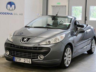 brugt Peugeot 207 CC 1.6 VTi AUTO CAB Sport 120hk